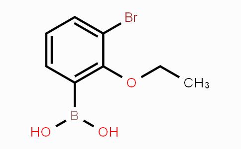 MC448102 | 352525-81-6 | 3-Bromo-2-ethoxyphenylboronic acid