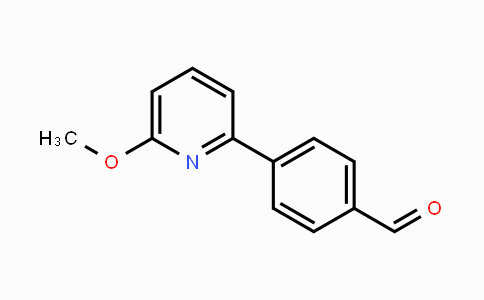 618092-16-3 | 4-(6-Methoxypyridin-2-yl)benzaldehyde