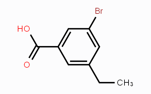 MC448121 | 342045-08-3 | 3-Bromo-5-ethylbenzoic acid