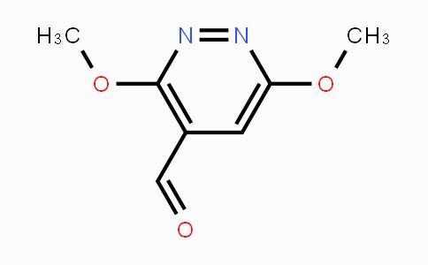 DY448134 | 262353-18-4 | 3,6-Dimethoxy-4-pyridazinecarboxaldehyde