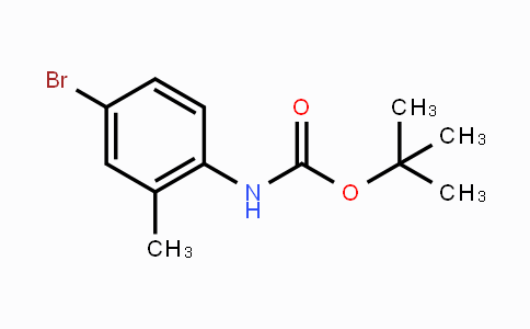 MC448211 | 306937-14-4 | tert-Butyl 4-bromo-2-methylphenylcarbamate