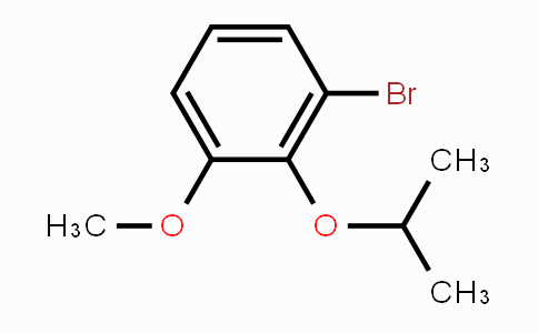 442200-49-9 | 1-Bromo-2-isopropoxy-3-methoxybenzene