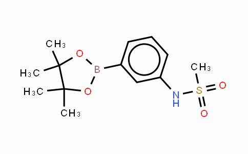 MC448253 | 305448-92-4 | 3-Methanesulfonylaminophenylboronic acid, pinacol ester