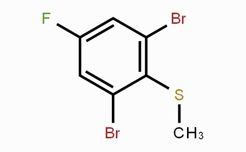 38366-77-7 | 2,6-Dibromo-4-fluorothioanisole