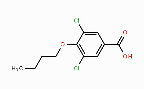 MC448284 | 41490-11-3 | 4-Butoxy-3,5-dichlorobenzoic acid
