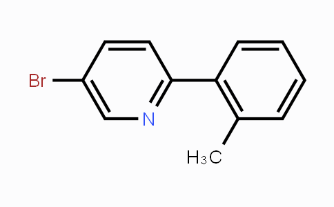88345-94-2 | 5-Bromo-2-(2-methylphenyl)pyridine