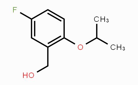 610797-47-2 | (5-Fluoro-2-isopropoxyphenyl)methanol