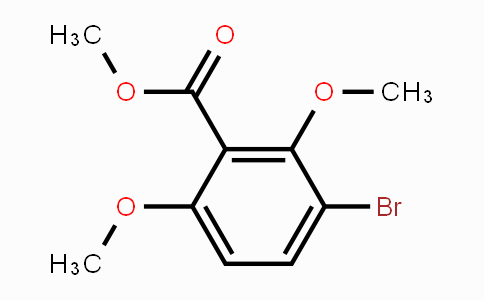 MC448375 | 65977-12-0 | Methyl 3-bromo-2,6-dimethoxybenzoate