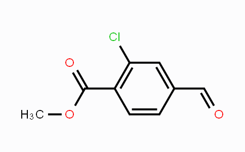 908248-02-2 | Methyl 2-chloro-4-formylbenzoate