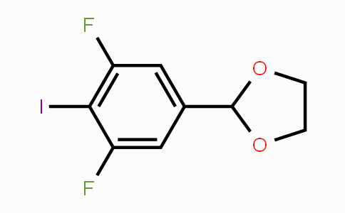 MC448426 | 357166-63-3 | 2-(3,5-Difluoro-4-iodophenyl)-1,3-dioxolane