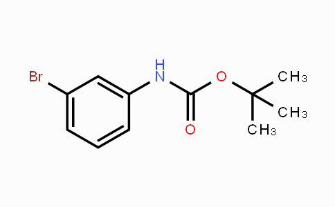 25216-74-4 | tert-Butyl N-(3-bromophenyl)carbamate