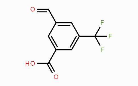 604001-03-8 | 3-Formyl-5-(trifluoromethyl)benzoic acid