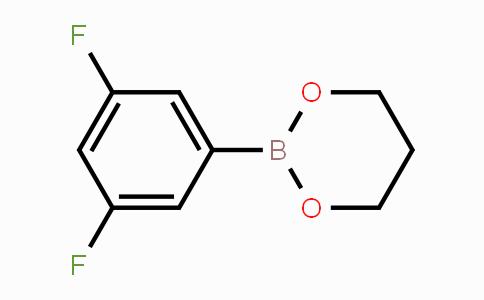 684648-47-3 | 2-(3,5-Difluorophenyl)-1,3,2-dioxaborinane