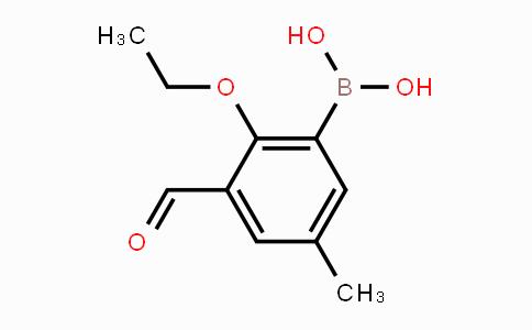 MC448500 | 480424-54-2 | 2-Ethoxy-3-formyl-5-methylphenylboronic acid