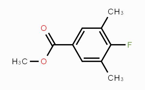 120512-60-9 | Methyl 3,5-dimethyl-4-fluorobenzoate
