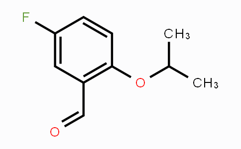 MC448550   610797-48-3   5-Fluoro-2-isopropoxybenzaldehyde