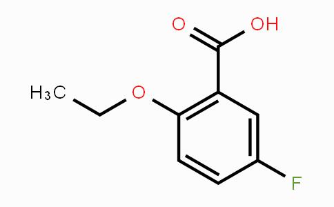 445-93-2 | 2-Ethoxy-5-fluorobenzoic acid