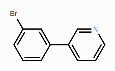 4422-32-6 | 3-(3-Bromophenyl)pyridine