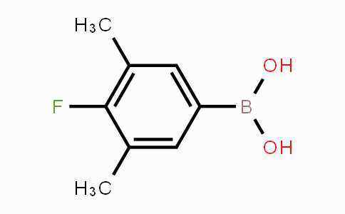342636-66-2 | 3,5-Dimethyl-4-fluorophenylboronic acid