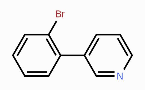847264-30-6 | 3-(2-Bromophenyl)pyridine