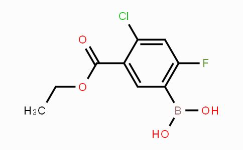 MC448604 | 325786-25-2 | 4-Chloro-2-fluoro-5-ethoxycarbonylphenylboronic acid