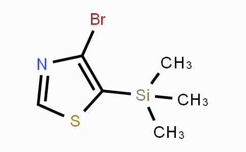 DY448648 | 2221812-37-7 | 4-Bromo-5-trimethylsilanylthiazole