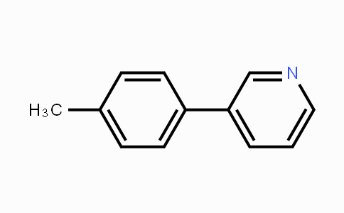 4423-09-0 | 3-(4-Methylphenyl)pyridine