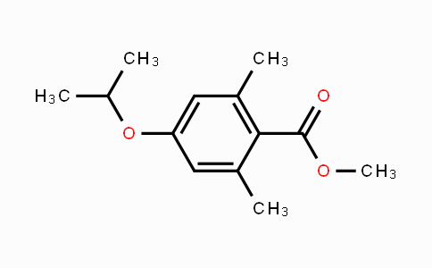 MC448671 | 1368216-66-3 | Methyl 2,6-dimethyl-4-(propan-2-yloxy)benzoate