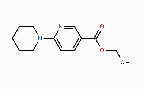 MC448678 | 1225065-46-2 | Ethyl 6-(piperidin-1-yl)pyridine-3-carboxylate