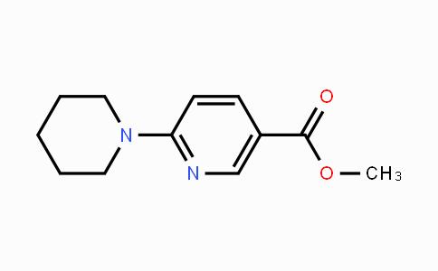 MC448679 | 132521-82-5 | Methyl 6-(piperidin-1-yl)nicotinate