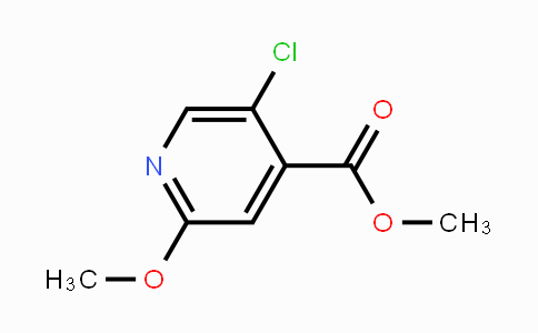 MC448711 | 944838-09-9 | Methyl 5-chloro-2-methoxypyridine-4-carboxylate