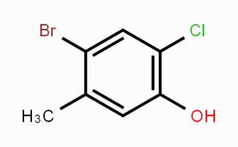 MC448729 | 319473-24-0 | 4-Bromo-2-chloro-5-methylphenol