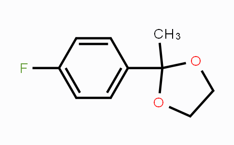 MC448737 | 36881-03-5 | 2-(4-Fluorophenyl)-2-methyl-1,3-dioxolane