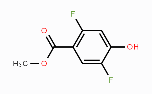 MC448741 | 1261684-74-5 | Methyl 2,5-difluoro-4-hydroxybenzoate