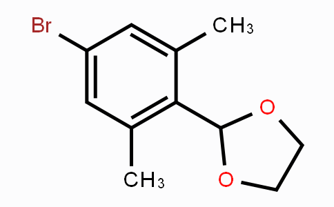 88679-81-6 | 2-(4-Bromo-2,6-dimethylphenyl)-1,3-Dioxolane