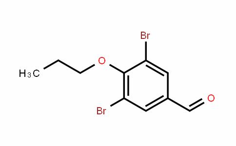 MC448801 | 361465-08-9 | 3,5-Bibromo-4-propoxybenzaldehyde