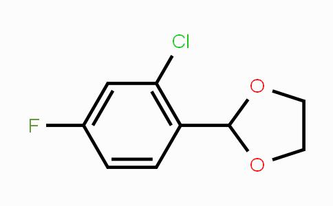 MC448815 | 773102-07-1 | 2-(2-Chloro-4-fluorophenyl)-1,3-dioxolane