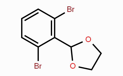 331714-62-6 | 2-(2,6-Dibromophenyl)-1,3-dioxolane