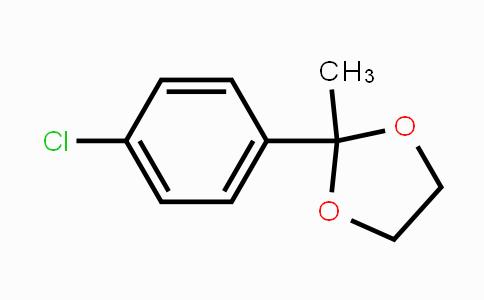 MC448827 | 36881-02-4 | 2-(4-Chlorophenyl)-2-methyl-1,3-dioxolane