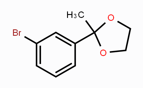 MC448839 | 39172-32-2 | 2-(3-Bromophenyl)-2-methyl-1,3-dioxolane
