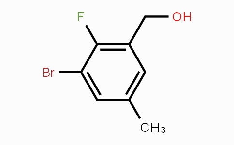 MC448886 | 307975-05-9 | 3-Bromo-2-fluoro-5-methylbenzyl alcohol