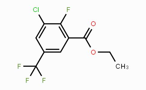 773135-53-8 | Ethyl 3-chloro-2-fluoro-5-(trifluoromethyl)benzoate