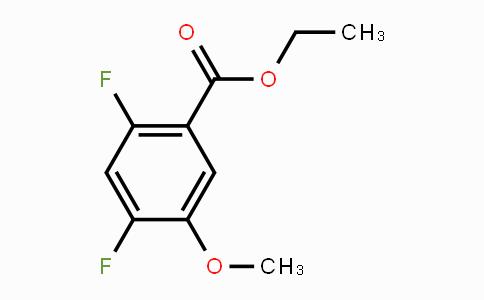 MC448900 | 1803729-23-8 | Ethyl 2,4-difluoro-5-methoxybenzoate