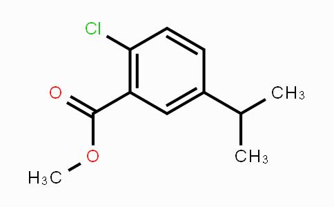 MC448902 | 2179038-25-4 | Methyl 2-chloro-5-isopropylbenzoate
