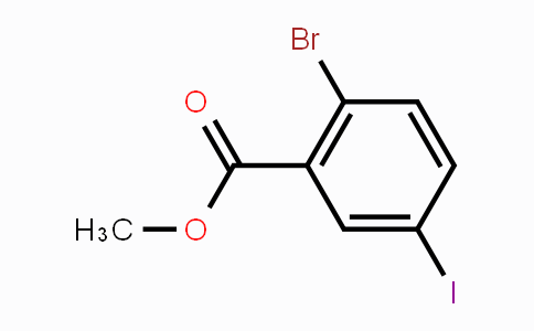 717880-58-5 | Methyl 2-bromo-5-iodobenzoate