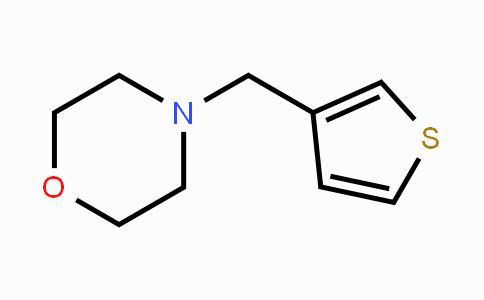 DY448909 | 122439-17-2 | 3-(N-morpholinylmethyl)thiophene