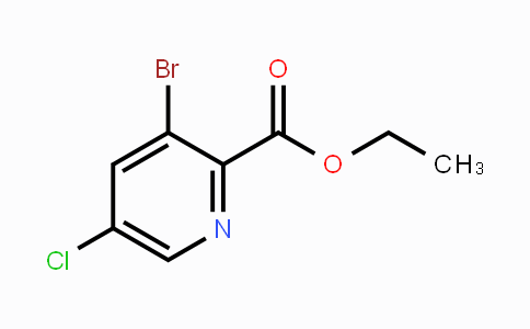 MC448922 | 1214357-95-5 | Ethyl 3-bromo-5-chloropicolinate