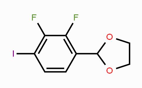 MC448979 | 885590-98-7 | 2-(2,3-Difluoro-4-iodophenyl)[1,3]dioxolane