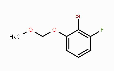 324769-11-1 | 2-Bromo-1-fluoro-3-(methoxymethoxy)benzene