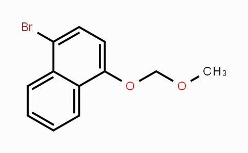 70654-66-9 | 1-Bromo-4-(methoxymethoxy)naphthalene